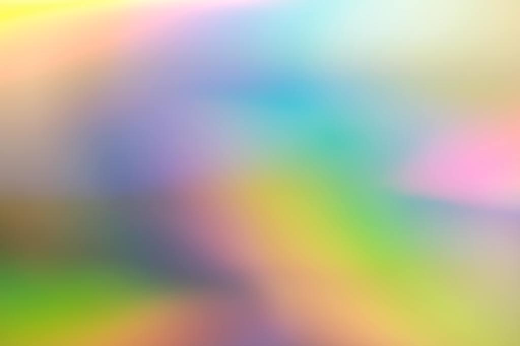 Faded rainbow image